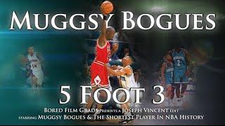 MUGGSY BOGUES - 5 Foot 3