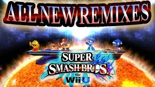 SUPER SMASH BROS. FOR WII U - ALL SOUNDTRACKS! + DOWNLOAD LINK (ALL WII U & 3DS TRACKS)