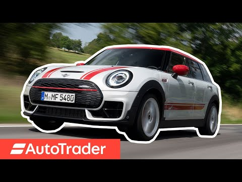 2019 Mini Clubman First Drive Review