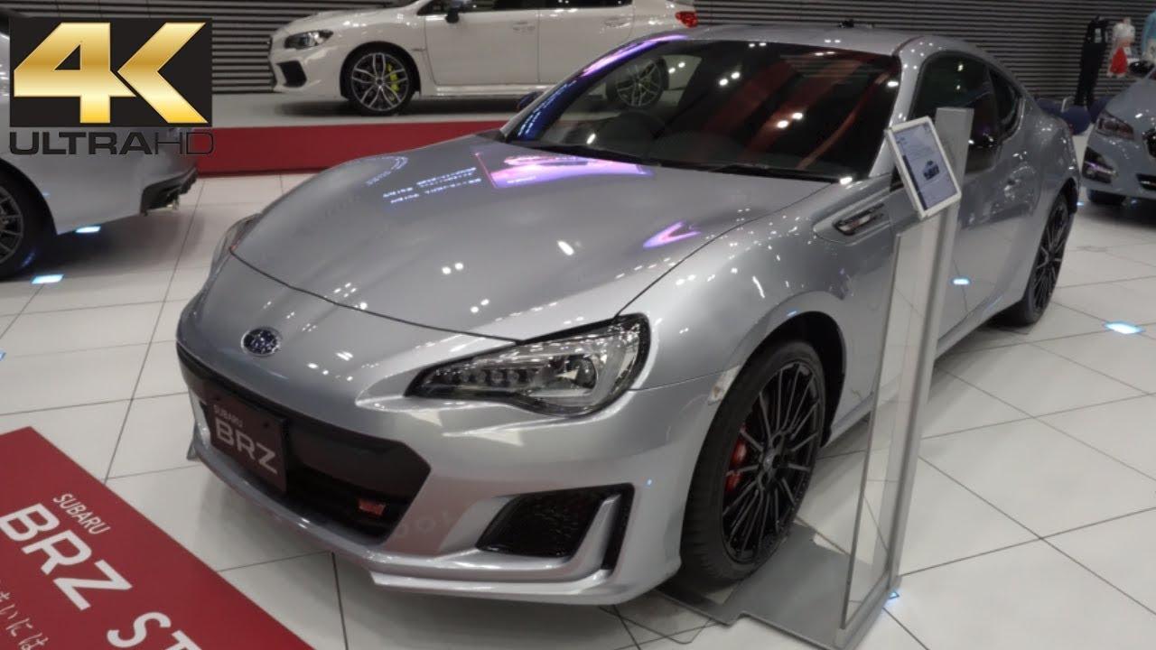 2019 SUBARU BRZ STI Sport - 新型スバル BRZ STI スポーツ2019年モデル ...