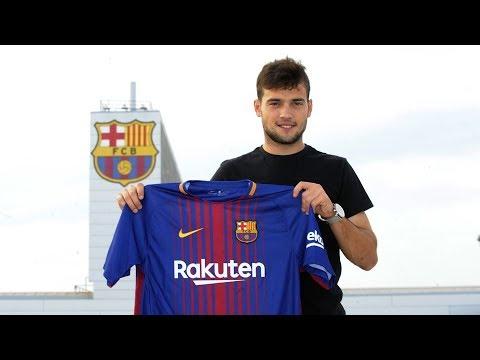 Jose Arnaiz ● The Future of FC Barcelona ● Skills & Goals 17/18 |HD|