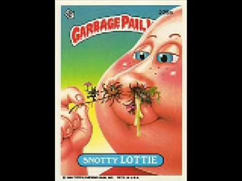 Download Garbage Pail Kids Series #6