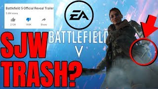 I Am NOT BUYING Battlefield 5 | SJW Trash? #NotMyBattlefield