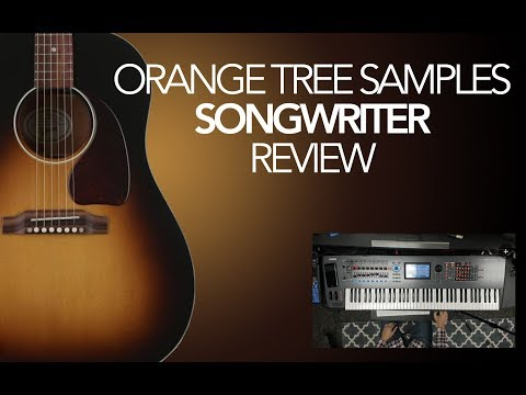 Orange Tree Samples Evolution Songwriter (Gibson J-45) Review