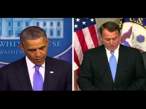 Boehner suing Obama over executive actions