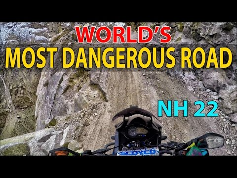 World's most dangerous road   Peo to Tabo   National Highway 22   Day 3   Mp3
