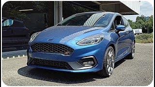 2018 New Fiesta ST just arrived! First Look + Sound 4K