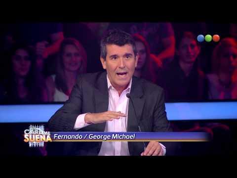 Devolución para Fernando, George Michael - Tu Cara Me Suena 2014