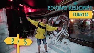 Edvino Kelionės – Turkija    2/5    Laisvės TV X