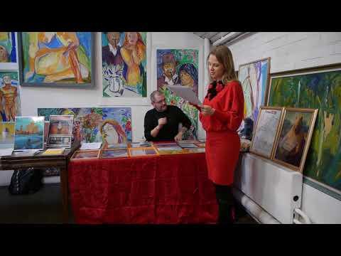 Светлана Хромова, выступление в Зверевском центре