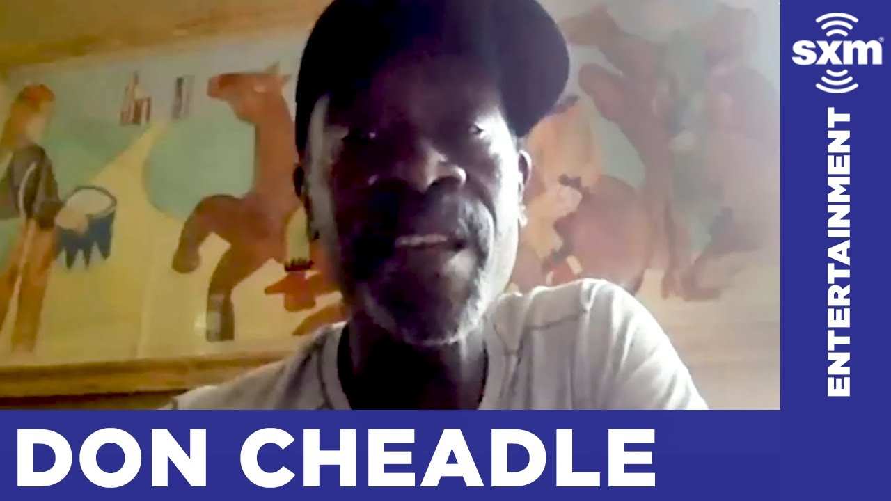 Don Cheadle Talks Working with LeBron on