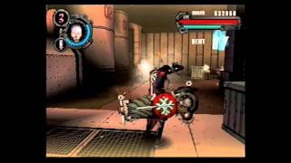 Let's play Gungrave PS2 part 1 (stage 1 and 2)