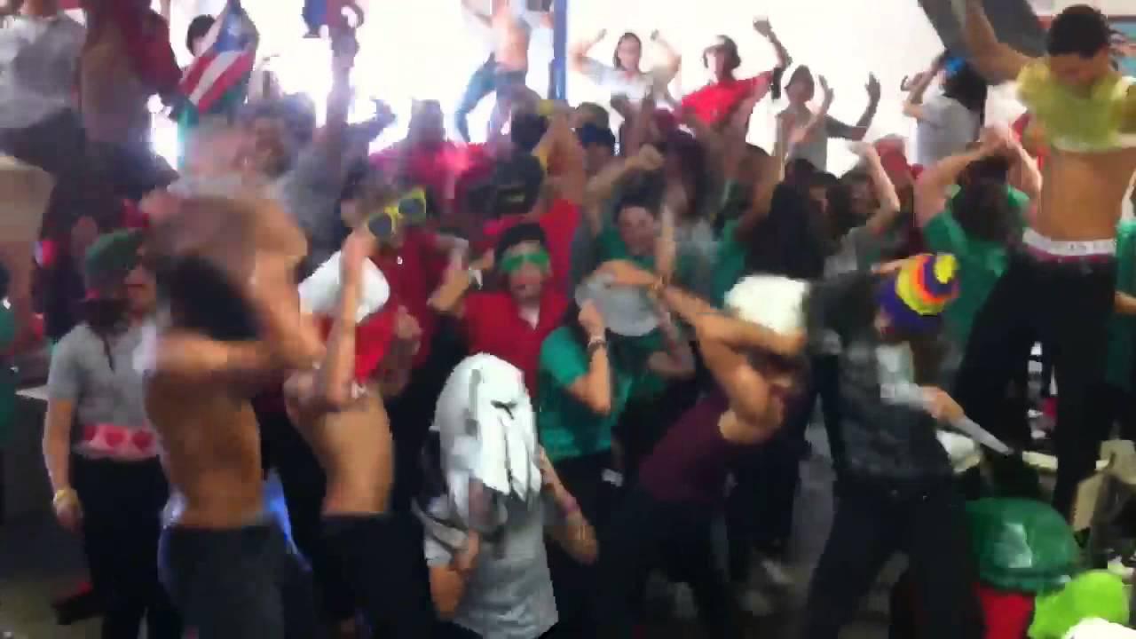 Harlem shake Puerto Rico G.M - YouTube