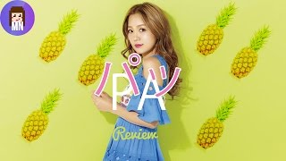 Kana Nishino 'PA' | Single Review
