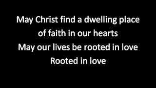 Dwelling place (with lyrics) trinity sunday