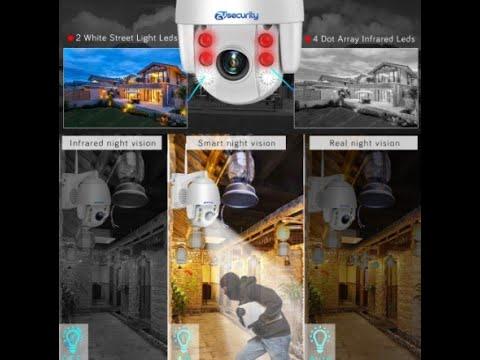 Обзор 3g/wifi веб-камеры ZY Security B6D-CAM-4G-2.0MP