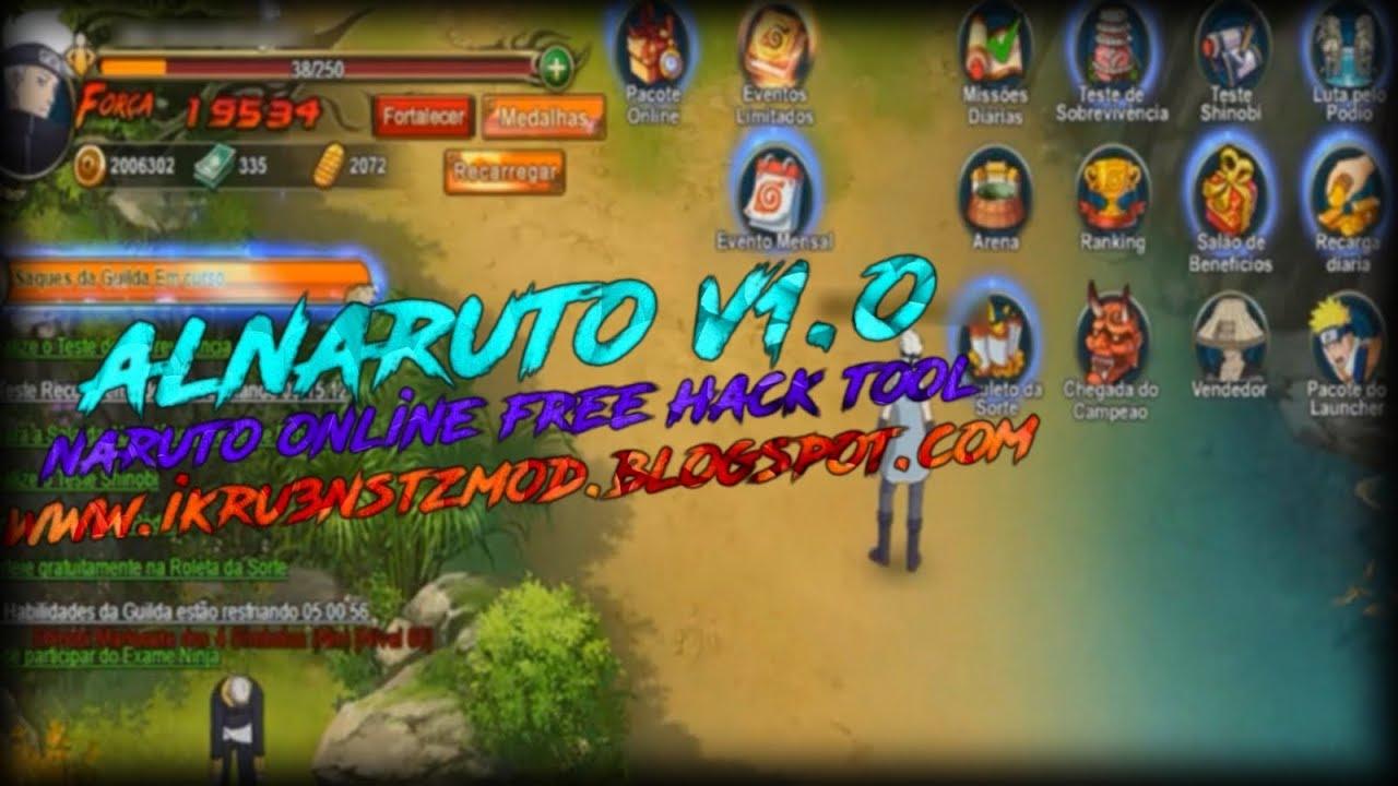 naruto online ingots hack v1.0