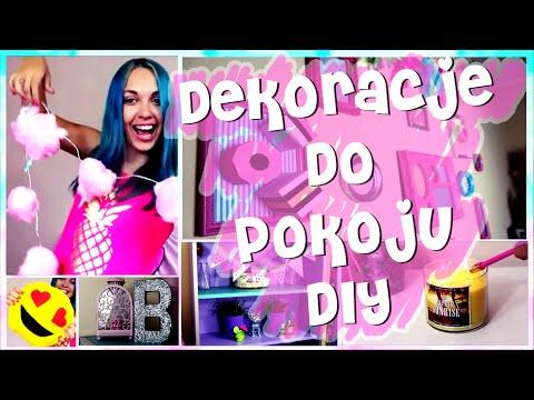 DIY Dekoracje do Pokoju ! ❤ / Room DIY