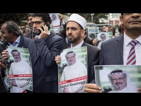 Senators trigger Khashoggi investigation