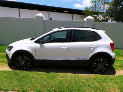 2015 volkswagen polo cross 1 6 man 77kw auto for sale on auto trader south africa youtube. Black Bedroom Furniture Sets. Home Design Ideas