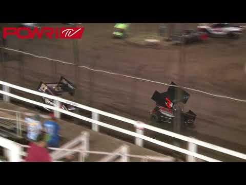 8/8/18 POWRi Micros at Macon Speedway Highlights