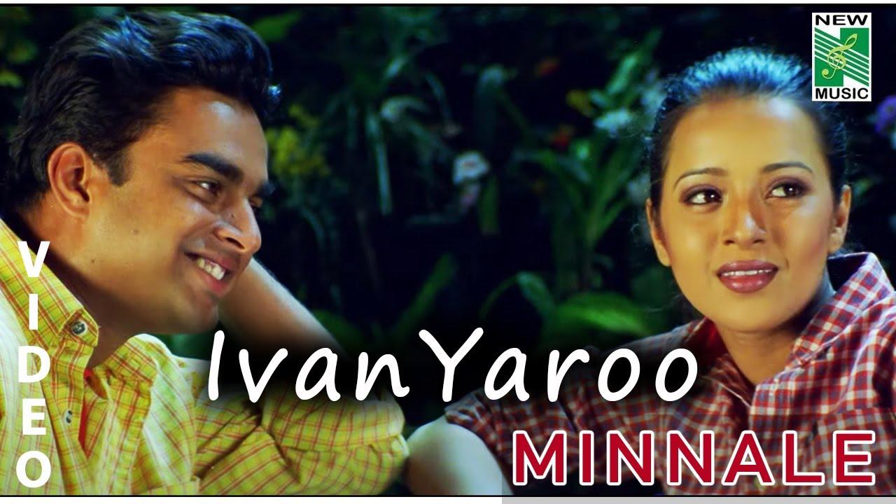 Download Ivan Yaaro - Minnale   Video Song   Madhavan   Abbas   Reemasen   Harris Jayaraj   Gautham Menon
