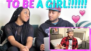 "sWooZie ""Why Guys Would Die as Girls 💀"" REACTION!!!!"