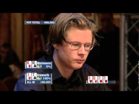 EPT Deauville Season 2 (EPT French Open) - Final table