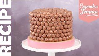 Make this Amazing MALTESER CAKE right now!   Cupcake Jemma thumbnail