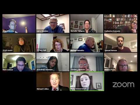 SLCSD Board Meeting - October 6