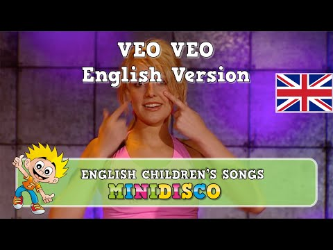 Veo Veo | children's songs | kids dance songs by Minidisco