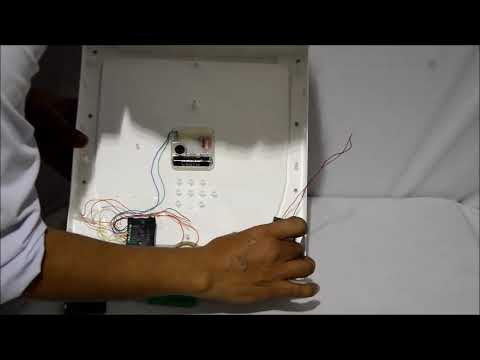 HOW TO REPAIR AJANTA MUSICAL CLOCK POWER STAND IN 4 MINUTES