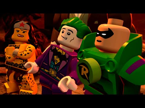 LEGO Batman 3 : Beyond Gotham #11 -  TODA A RAIVA (Gameplay PT-BR Português)
