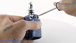 XCKP21F2P16 Концевой выключатель бюджетный cо стальным роликовым плунжером Sсhneider Electric(, 2015-11-13T13:04:11.000Z)