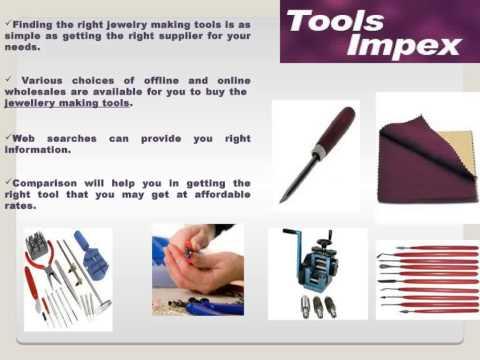 Jewelers Equipment- Jewelry Making Supplies and Equipment Online