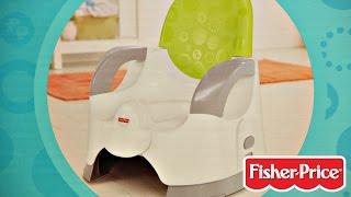 Custom Comfort Potty Training Seat For Boy / Komfortowy Nocniczek dla Chłopców - Fisher-Price