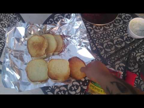 Chorizo Cheeseburgers w/ Chipotle Aioli on the Weber kettle