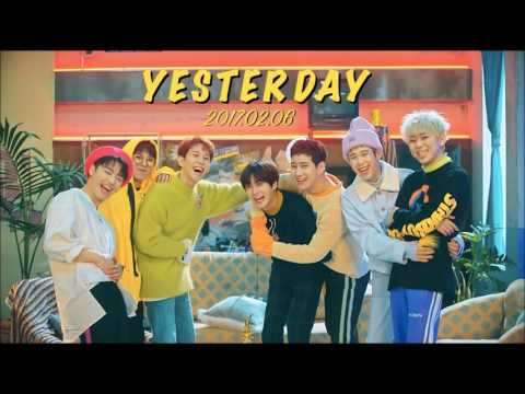 [MP3/DL] Block B - Yesterday (Extended Audio Version)