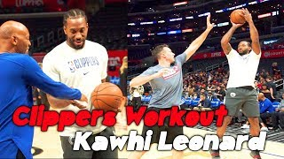 Download Clippers Kawhi Leonard NBA Workout Mp3 and Videos