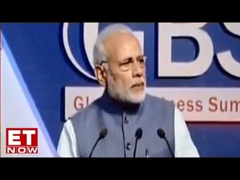 PM Narendra Modi At ET Global Business Summit 2018 I Full Speech