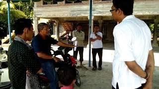 Bimbingan TA Kepada  Tim Inovasi  Desa Kec Paya Bakong