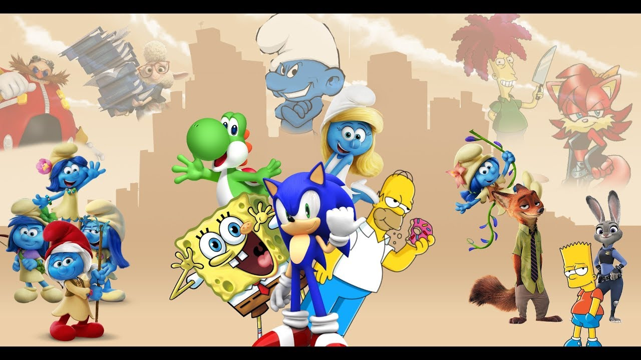 The Sonic And Friends Movie 13 Youtube