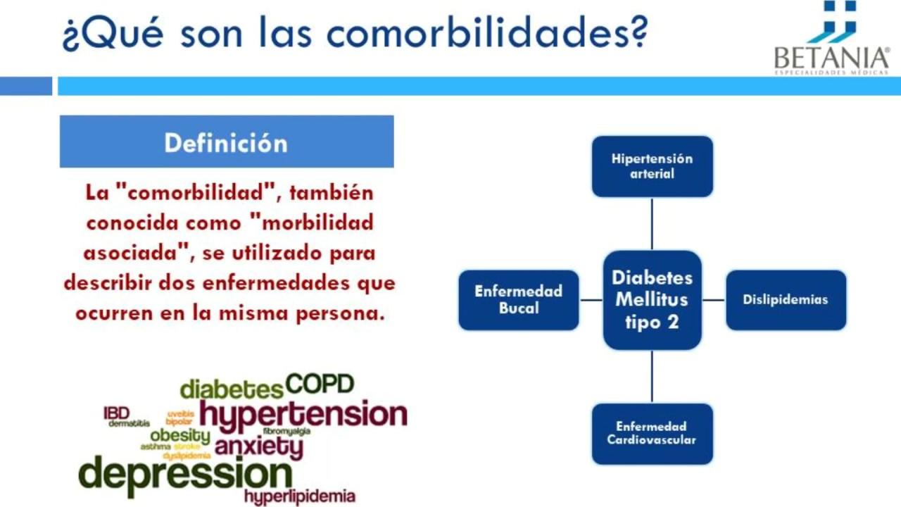 diabetes mellitus tipo 1 comorbilidades