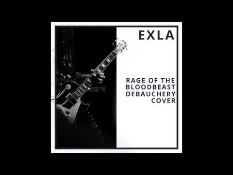 EXLA - Rage of the BloodBeast - Debauchery cover
