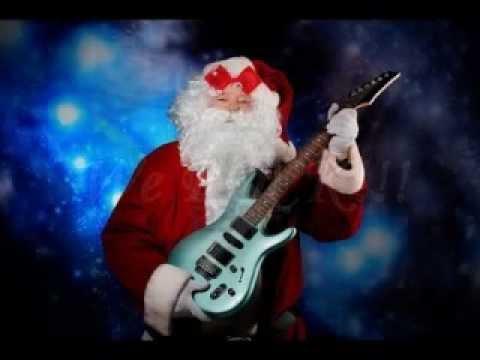 CHRISTMAS ROCK REMIX!!! (SANTA CLAUS SHRED)