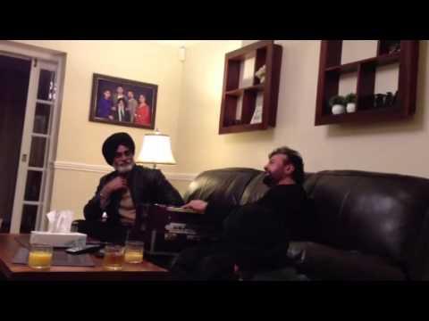 Ranbir Daskai with Hans Raj Hans live mehfil