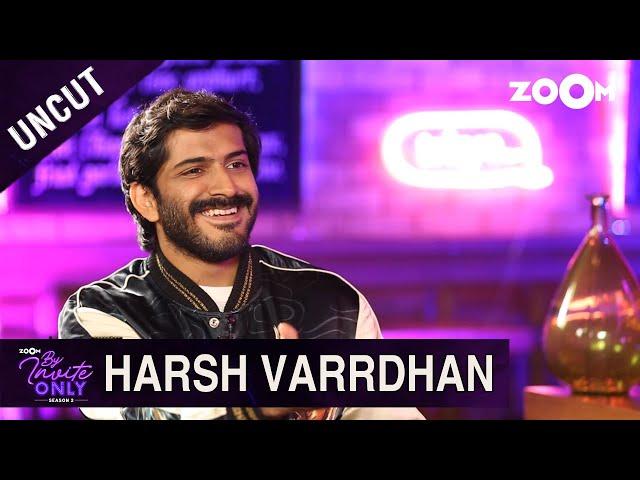 Harsh Varrdhan Kapoor | Episode 6 | By Invite Only S2 | Full Interview