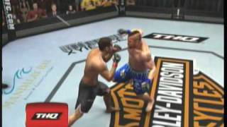 ufc 2009 undisputed superman punch overpowered 2
