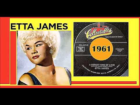 Etta James - A Sunday Kind Of Love 'Vinyl'
