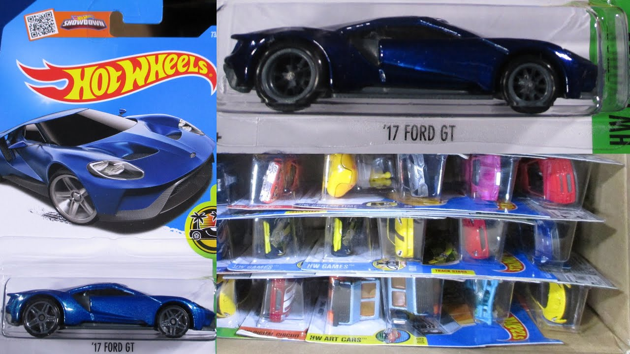 2016 N WW Hot Wheels Factory Sealed Case Unboxing Video By ...